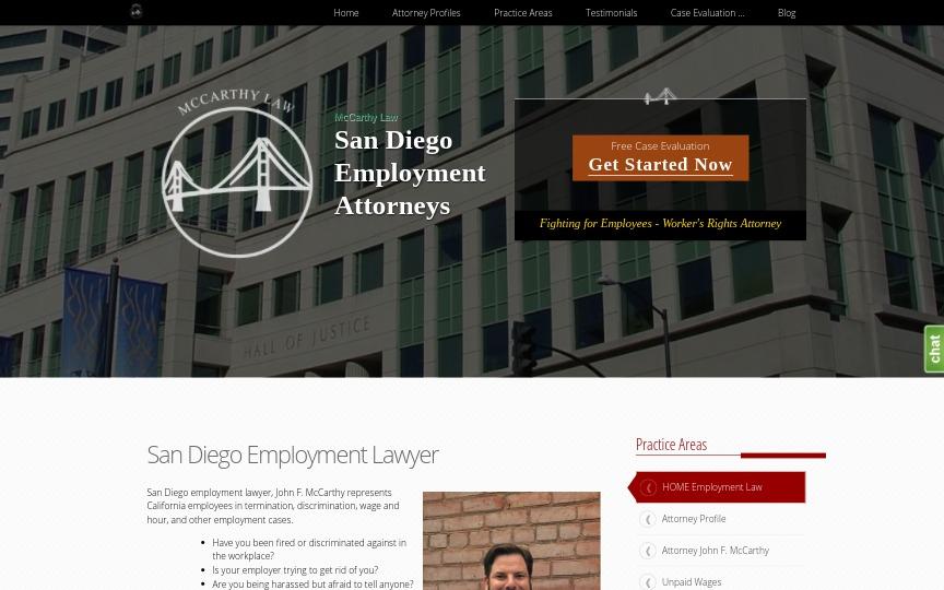Portfolio - Law Firm Custom Websites Designs - Lawyer