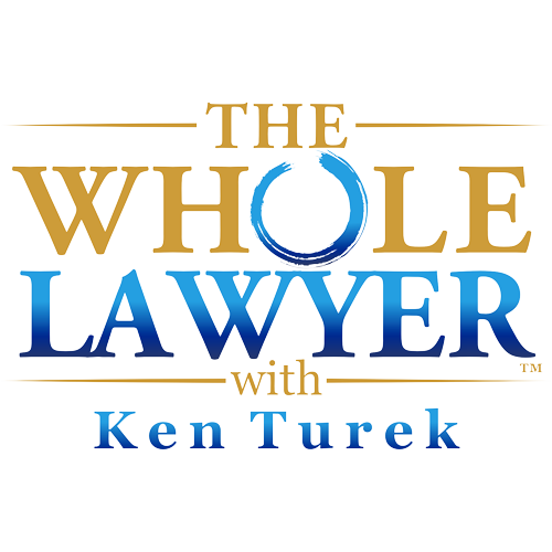 The Whole Lawyer™Advocating for Whole Lawyer in The Courtroom, Practice and Life