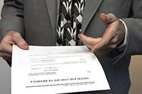 Facing a Civil Lawsuit