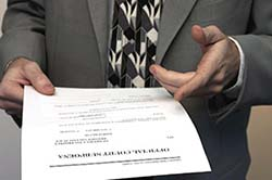 Image of Debt Collection Lawsuit summons
