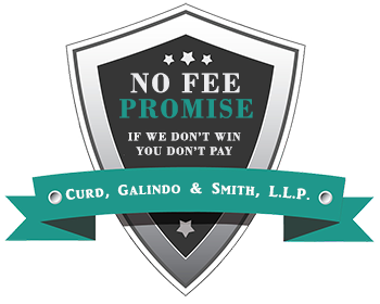 California Personal Injury Lawyers have a policy: No Recovery - No Fees