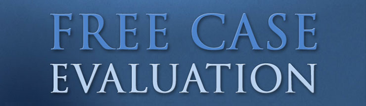 Southern California Personal Injury Case Evaluation Form